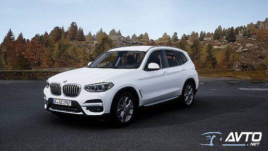 BMWserija X3:xDrive 20d xLine Avt. ELAN EDITION