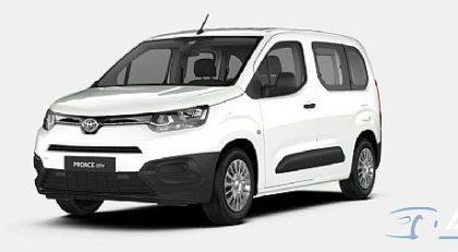 ToyotaProaceCity Verso 1.2 110 Combi 10 LET JAMSTVA