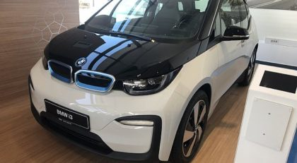 BMWi3120Ah  BUSINESS EDITION