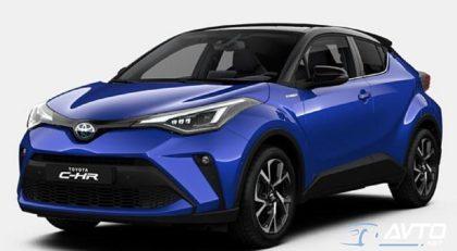 ToyotaC-HRHybrid 2.0 C-LUB Assist AKCIJA + 10 LET JAMSTVA