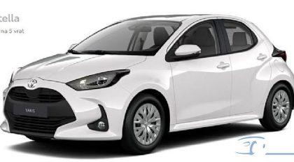 ToyotaYaris1.0 VVT-i Stella+10 LET JAMSTVA
