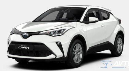 ToyotaC-HRHybrid 1.8 C-ENTER Avt.+10 LET JAMSTVA