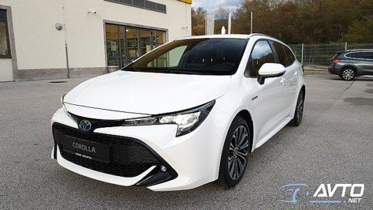 ToyotaCorollaTS Hybrid 1.8 VVT-i Sol 10 LET JAMSTVA