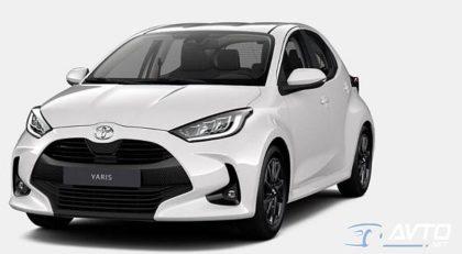 ToyotaYaris1.5 VVT-iE Sport + 10 LET JAMSTVA