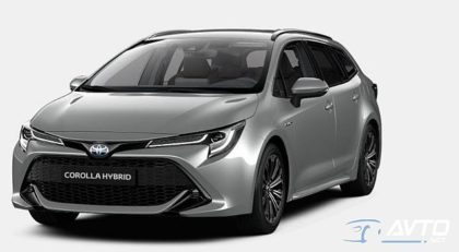 ToyotaCorollaTS Hybrid 2.0 Sol Avt.+ 10 LET JAMSTVA