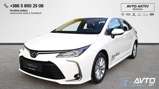 ToyotaCorolla1.5 VVT-i Luna 10 LET JAMSTVA