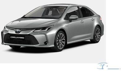 ToyotaCorollaSD 1.8 Hybrid 4D E-CVT SOL