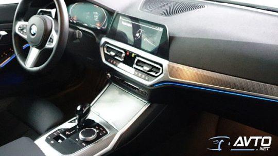 BMWserija 3:320d X DRIVE M Sport LASER LUČI
