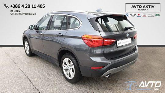 BMWserija X1:sDrive18d Advantage