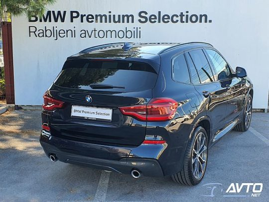 BMWserija X3:xDrive 20d M Sport Avt.