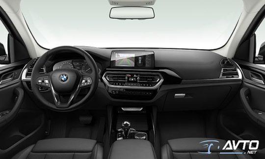 BMWserija X3:xDrive 20d - LCI