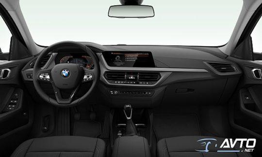 BMWserija 1:118i Advantage + Professional navigacija