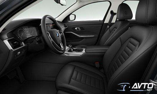 BMWserija 3:318d Touring Advantage Mediteran Edition