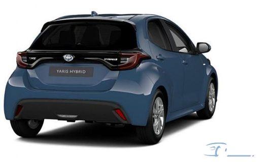 ToyotaYarisHybrid 1.5 VVT-i Sol+ 10 LET JAMSTVA