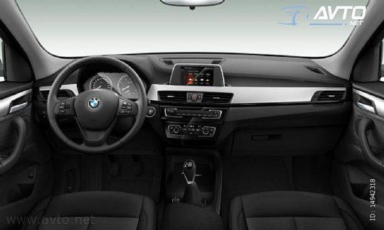 BMWserija X1:sDrive16d Advantage