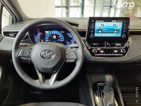 ToyotaCorollaHybrid 1.8 VVT-i Sol Avt.