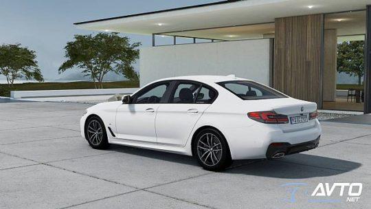 BMWserija 5:520d Avt. M sport