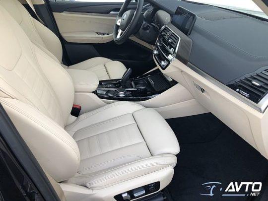 BMWserija X3:xDrive 20d xLine Avt.