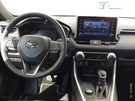 ToyotaRAV4Hybrid AWD 2.5 Style Avt.