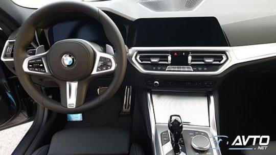 BMWserija 4:420d Coupé M Sport Avt.