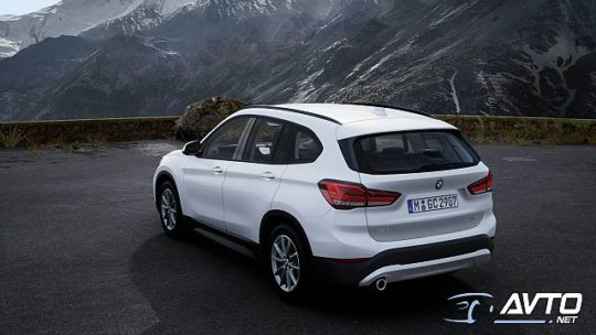 BMWserija X1:X1 1.8d xDrive Pomladna ponudba