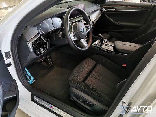 BMWserija 5:520d Avt. M-Sport