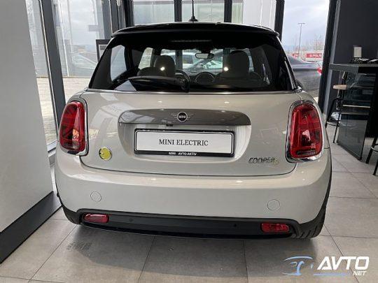 Mini-Cooper SE - popolnoma električen