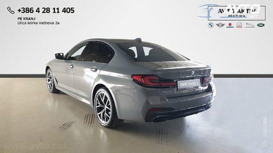 BMWserija 5:520d xDrive Avt. Msport  LCI