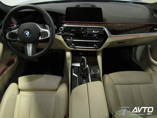 BMWserija 5:540i xDrive Avt. Mpaket
