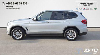BMWserija X3:xDrive 20d Advantage Avt.
