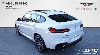 BMWserija X4:xDrive20d M Sport Avt.