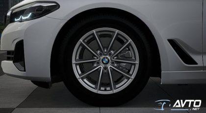 BMWserija 5:520d Avt.