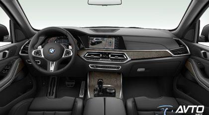BMWserija X5:xDrive30d Avt.M sport - dobava november 2021