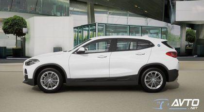 BMWserija X2:X2 sDrive16d Advantage IIII Razlika III