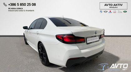 BMWserija 5:520d Avt. M-sport LCI