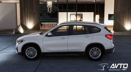 BMWserija X1:sDrive18i Advantage III Razlika III