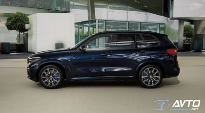 BMWserija X5:xDrive M- Paket III Razlika III